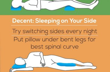 Which is the best sleeping position