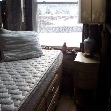 Memory Foam Mattress and Pillow